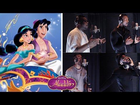 A Whole New World - Disney's Aladdin - (AHMIR R&B Group Cover)