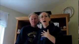 surprise christmas gift making a life long dream come true my parents reaction