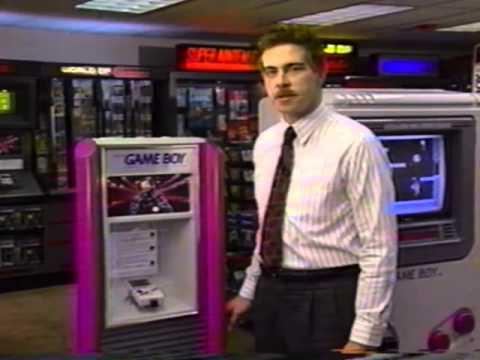 POWER OF CHOICE Nintendo Demonstrator Program (VHS Rip) [1991 Nov]
