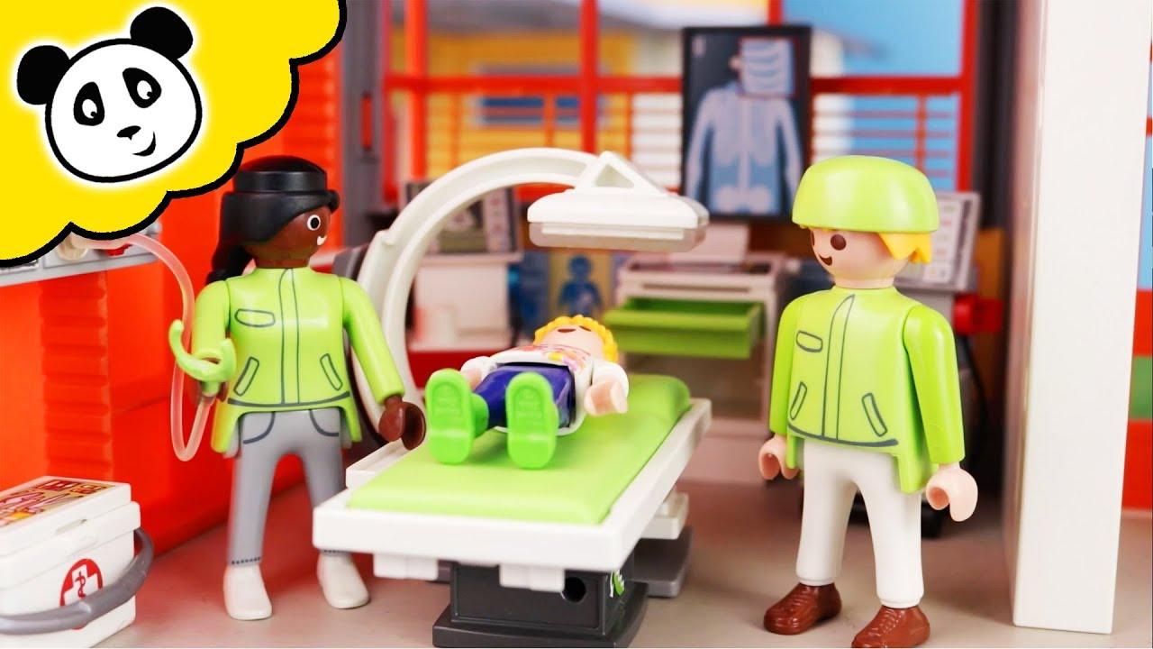 Playmobil Krankenhaus Filme