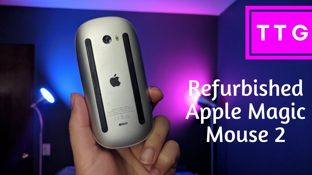 Refurbished Magic Mouse 2 Review Youtube