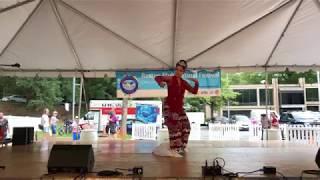 Traditional Burmese Dance -- Reston Multicultural Festival 2018 by Khinezin Win