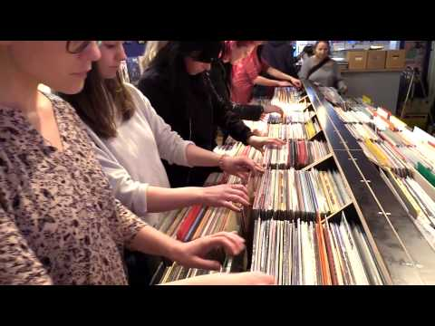 Hey Ladies! for Record Store Day 2017