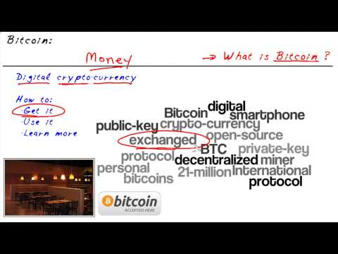 MicroNugget: What Is Bitcoin?