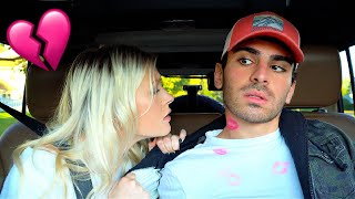 Having ANOTHER GIRLS LIPSTICK On Me PRANK On Girlfriend!