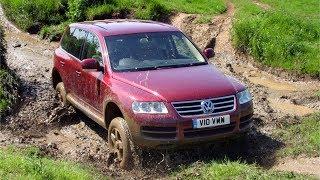Audi Q7 vs VW Tuareg - Offroad 4x4 & Extreme Mud