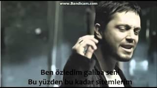 Murat Boz Ben Ozledim (Karaoke)
