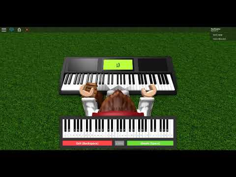 Lily Alan Walker Roblox Piano Sheets Youtube
