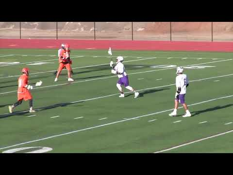 Nick Brase 2018 Santana High School LAX