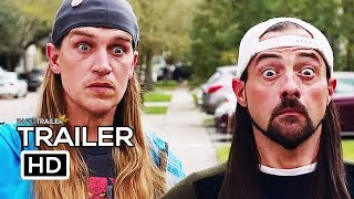 JAY AND SILENT BOB REBOOT Official Trailer (2019) Kevin Smith, Chris Hemsworth Movie HD