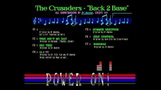 Crusaders - Back 2 Base (Amiga Music Disk)