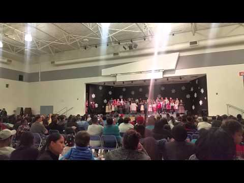Maryland Elementary Music Concert (3rd Hello to all the Children)