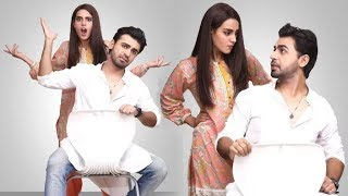 Suno Chanda Season 2 || Cast Real Name and Age - #humtv #FarhanSaeed #IqraAziz
