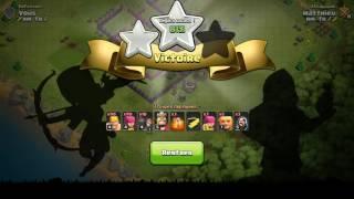 #1 clash of clans tutoriel le mode défi