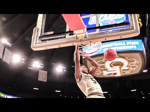 BACK-TO-BACK STATE CHAMPIONS:  Langston Hughes High School Basketball Highlights