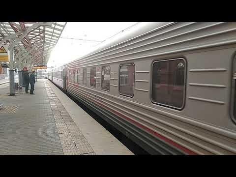 ЭП1М-609 с поездом 105 Нижневартовск - Волгоград