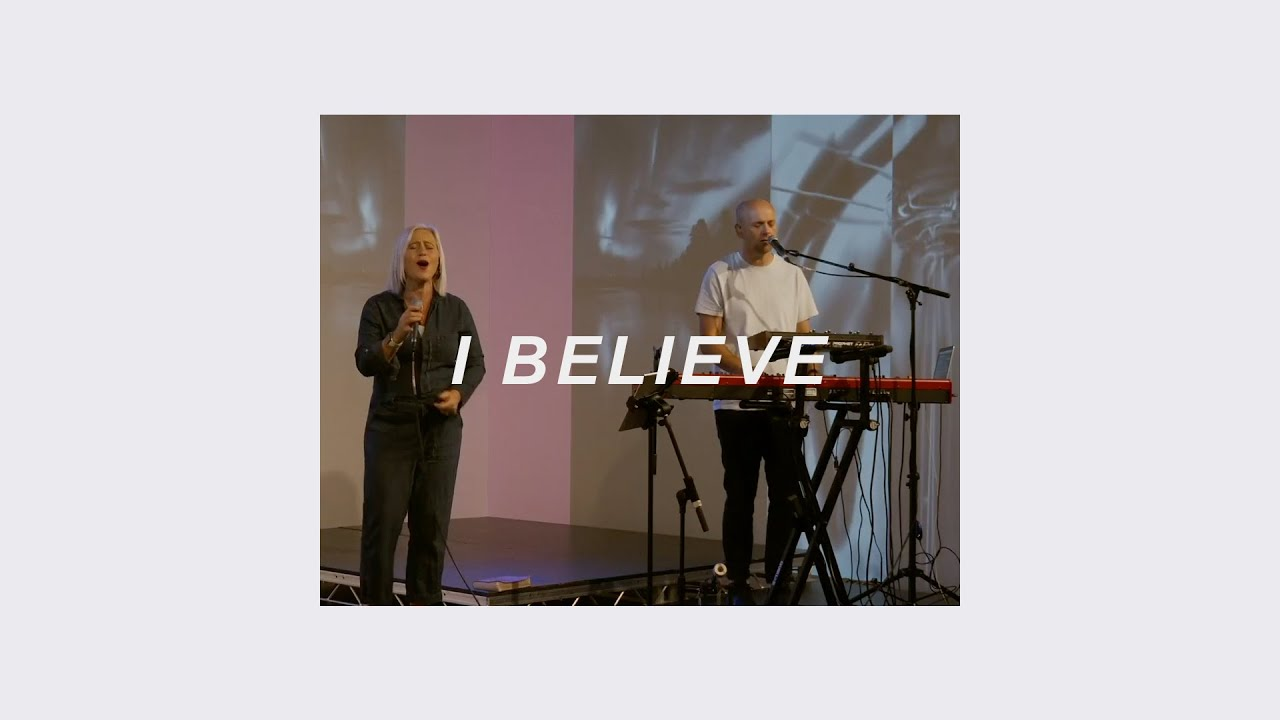 I Believe (Live worship) - Lou Fellingham Cover Image