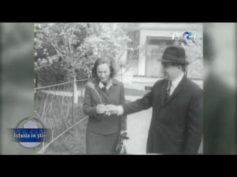 TVR 60: imagini în premieră cu soţii Ceauşescu
