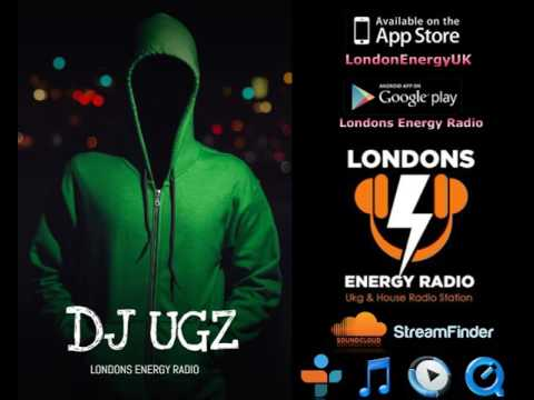 DJ UGZ ON LONDONS ENERGY RADIO