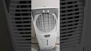 This desert cooler features are High Capacity & V Good air flow. Wa...