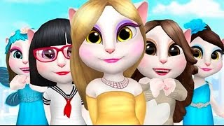 My Talking Angela Rich Girl - Best Kids Games