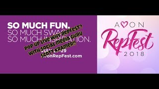 #9 WHY REPFEST? POP UP LIVE WITH SCOTT KRAMER!!!