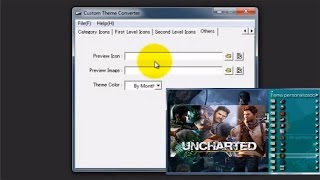 Crear Tema para PSP + pack de temas