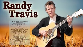 Randy Travis Classic Country Greatest Hits - Randy Travis Best Of Male Country Singers Legends