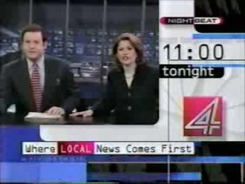 WDIV Detroit: October 18, 1997: News Promo; Lazarus, Mountney