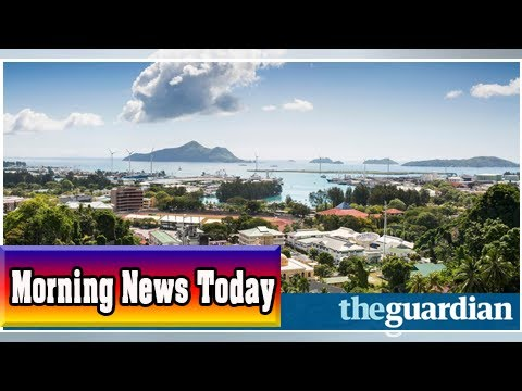 Victoria in the spotlight: seychelles' creole capital giddy with rapid growth