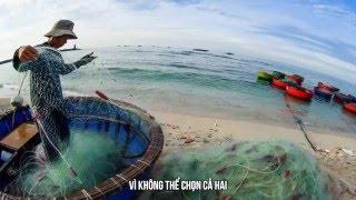 Cá hay thép má ơi ( Em đi giữa biển vàng chế )-Hoàng Minh Tuấn