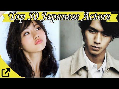 Top 50 Japanese Actors 2016