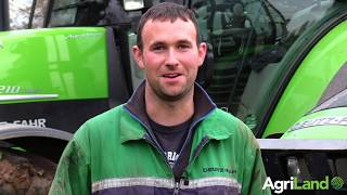 AgriLand catches up with a Deutz-Fahr (tractor) owner in Co. Laois (Ireland)