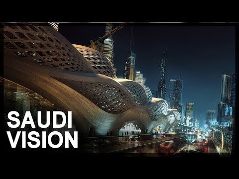 Geoeconomics Of Saudi Arabia's Post-oil Future
