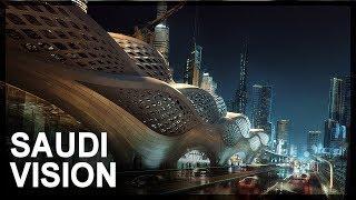 Geo-economics of Saudi Vision 2030