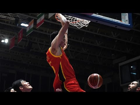 Men's basketball: China knock out Chinese Taipei to set up ...