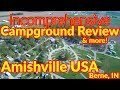 Full Time RV Living   Amishville USA Campground   S2 EP133