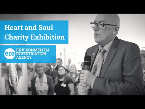 Gary Hodges -  Heart & Soul Charity Exhibition 2016
