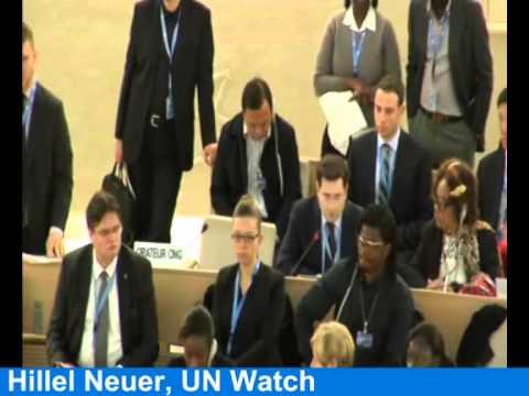 UN Delegates Shower Praise on Saudi Arabia's Human Rights Record