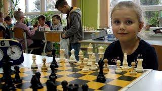 Turniej szachowy pod patronatem SM Centrum