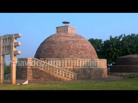 Stupa at Sanchi