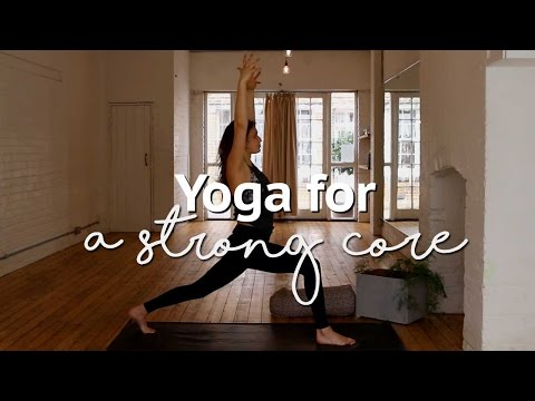 Yoga for a strong core | Annie Clarke | Mind Body Bowl