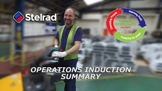 Stelrad Radiators Operations Induction film summary
