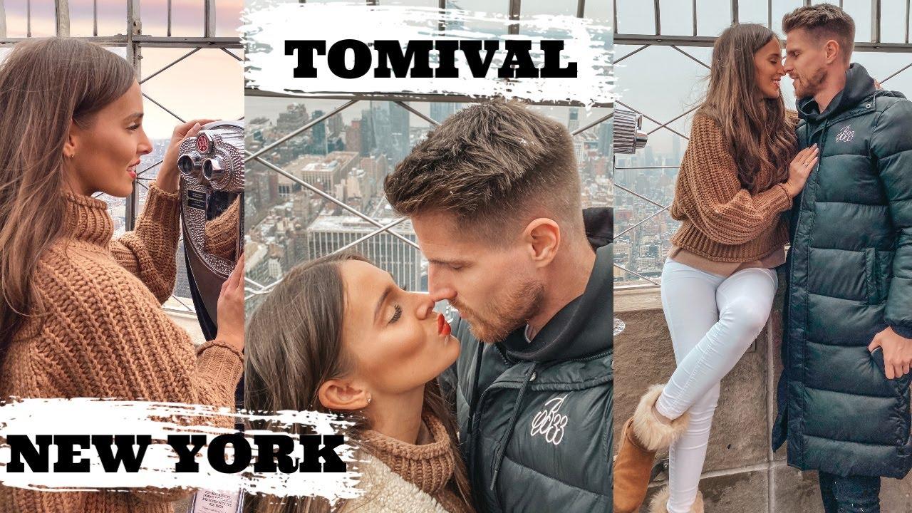 24 óra NEW YORKBAN - Tomival - Lesz ebből vlog?