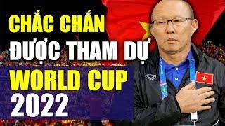 Cả Nước Ăn Mừng Vì Việt Nam CHẮC CHẮN Tham Dự World Cup 2022 Khi Điều Này Được FIFA Chấp Thuận