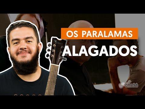 Alagados - Os Paralamas do Sucesso (aula de violão simplificada)
