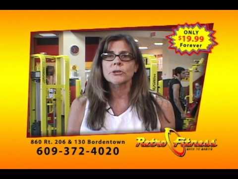 Retro Fitness of Bordentown NJ - New TV Commercial 2011