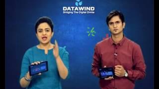 Datawind Educational Tab