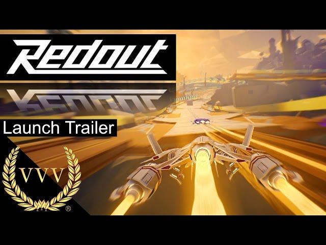 Redout Launch Trailer