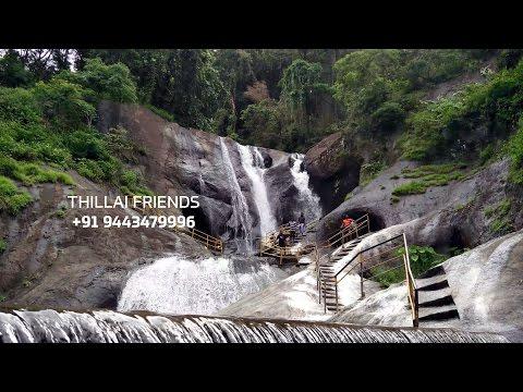 Kumbavuruti WaterFalls - 2016 | Thillai Friends | Near Courtallam